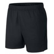 NIKE Court Dry Shorts 7 Tum Svart (S)