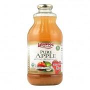 Lakewood Pure Apple Juice - Apple - Case of 12 - 32 Fl oz.