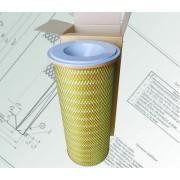 Филтър цилиндричен за зареждане на касетите, Static