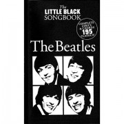 Music Sales The Little Black Songbook The Beatles Cancionero