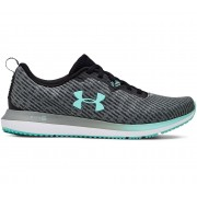 Under Armour - Micro G Blur 2 women's running shoes (black) - EU 38 - US 7