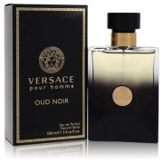 Versace Pour Homme Oud Noir For Men By Versace Eau De Parfum Spray 3.4 Oz