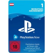 Sony PlayStation Now - PS Now 1 Monat Code Österreich