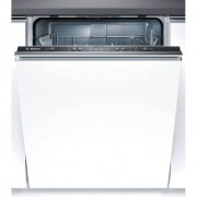 Bosch Serie 2 SMV40C30GB Fully Integrated Standard Dishwasher - Black Control Panel with Fixed Door Fixing Kit - A+ Rated