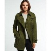 Superdry Winter Draped Trenchcoat