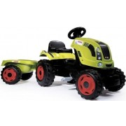 Tractor cu pedale Smoby Claas Farmer XL