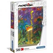 Puzzle 500 de piese Mordillo Iubitorul