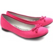 Clarks Carousel Ride Bellies For Women(Pink)