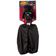 Star Wars Dress-Up Collection Darth Vader Costume Accessory Set with Sound Effect Generator