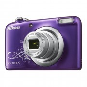 Nikon Coolpix A10 compact camera Paars Lineart