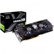 Grafička kartica Inno3D Video GeForce GTX 1080 Ti X2 11GB GDDR5X 352-bit 1480 11Gbps DVI3xDPHDMI