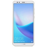 "Telefon Mobil Huawei Enjoy 8, Procesor Octa-Core 1.4GHz, IPS LCD Capacitive touchscreen 5.99"", 4GB RAM, 64GB Flash, Camera Duala 13+2MP, 4G, Wi-Fi, Dual Sim, Android (Auriu) + Cartela SIM Orange PrePay, 6 euro credit, 6 GB internet 4G, 2,000 minute nation"