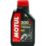 MOTUL 300V 15W50 4T FL - 1L