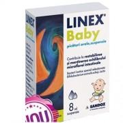 Sandoz Linex Baby picaturi orale 8ml