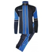 Zeus Circe Trainingspak Heren Navy Blauw Maat XXS