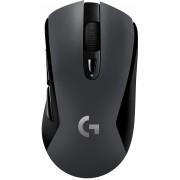 Logitech G603 Lightspeed, черен/сив