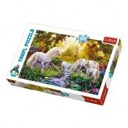 Puzzle Trefl Secret garden, 100 piese