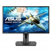 "ASUS MG248QR 24"" Full HD LED Matt Black computer monitor"
