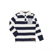 Review for Kids Rugby-Shirt mit Aufnäher