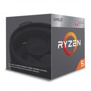 AMD Ryzen 5 2400G 3.6GHz BOX YD2400C5FBBOX processzor