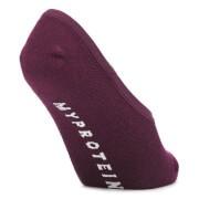 Onzichtbare sokken - UK 3-6 - Mulberry