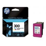 HP CC643EE Tintapatron DeskJet D2560, F4224, F4280 nyomtatókhoz, HP 300 színes, 165 oldal HP300