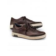 Walbusch Kalbsleder-Sneaker