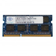 4Go RAM PC Portable SODIMM Nanya NT4GC64B8HB0NS-CG DDR3 PC3-10600S 2Rx8 1333MHz