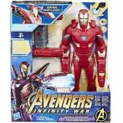 Hasbro marvel avengers infinity war iron man mission tech titan hero e0560