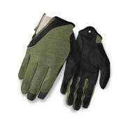 Giro GG22130 Womens Rulla Women'S Gloves, Mil Spec Olive/ Sea Glass - S