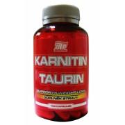 ATP NUTRITION Karnitin + Taurin 100 kaps. - ATP