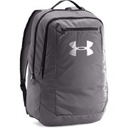 Under Armour - ruksak Hustle Backpack LDWR gray Velikost: OSFA