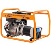 Generator Curent Electric Ruris R-Power GE 5000W 13 CP Benzina 220V