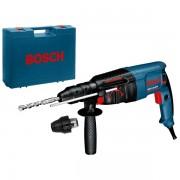 Ciocan rotopercutor Bosch GBH 2-26 DFR, SDS Plus, 2.7J, 800 W