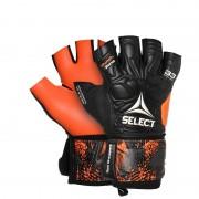 portar manusi Select GK mănuși Futsal ligă 33 negativ Taie negru orange