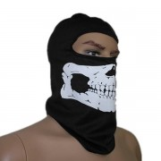 Meco Cycling Mask Skull Bone Balaclava Face Head Wrap Neck Hood Protector
