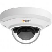 Camera MINI-DOME IP HD (720p), de interior, ONVIF Axis M3044-V + Discount la kit (AXIS)