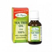 Dr. Popov Albero del tè 100% olio, 25 ml