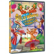 Tom si Jerry:Willy Wonka - Tom si Jerry si fabrica de ciocolata (DVD)
