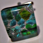 Elite Jewelry Murano Pendants or Cuff Links 087