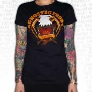 tricou stil metal femei unisex Agnostic Front - Old School Heart - RAGEWEAR - 001GSS67