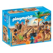 PLAYMOBIL 5387 Tomb Raiders' Camp by PLAYMOBIL