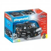 Playmobil Todo Terreno Policía Playmobil Vehicles 41 Piezas