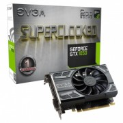 Placa Video EVGA Nvidia GeForce GTX 1050 SC Gaming 2GB GDDR5