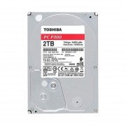 Disco Duro 3.5 Toshiba P300 2TB 7200RPM SATA 3 64MB HDWD120UZSVA