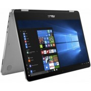 """Laptop 2in1 ASUS Transformer Book TP401NA-EC017T (Procesor Intel® Pentium® N4200 (2M Cache, up to 2.50 GHz), Apollo Lake, 10.1"""", Touch, 4GB, 64GB eMMC, Intel® HD Graphics 505, Wireless AC, Win10 Home, Gri)"""