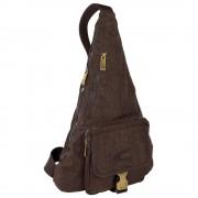 Camel Active Bodybag Slingbag Rucksack mit 1 Riemen Camel active B00 226 20 Braun
