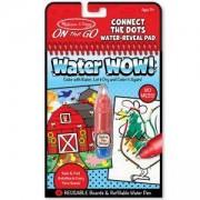 Креативен комплект - Мога да рисувам с вода - Животни, 19485 Melissa and Doug, 000772194853