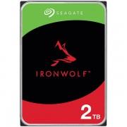 Tvrdi disk HDD Seagate Iron Wolf Guardian NAS3.5, 2TB, SATA 6Gb, s, rpm 5900 ST2000VN004