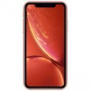 Смартфон Apple iPhone XR 128GB Coral, 6.1 инча (1792x828), A12 Bionic chip, Hexa-core, LTE, Face ID, iOS 12, MRYG2GH/A